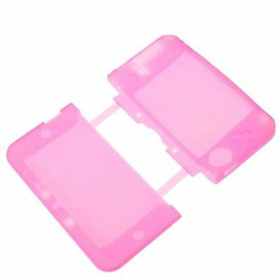 Silicone bag Protective Cover Case Cover Skin for Nintendo 3DS XL LL pink T8