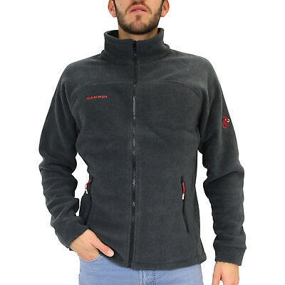 Mammut Innominata Advanced ML Jacket Jacke Fleecejacke Outdoor Herren Schwarz