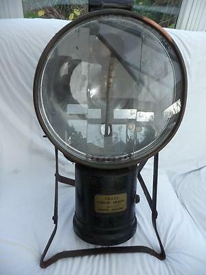 VERY Large Tilley Hendon Floodlight Projector Lamp Retro Industrial Light