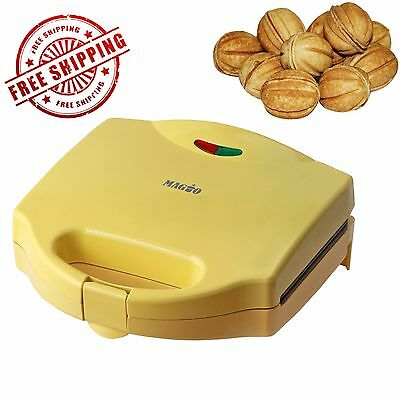 Russian Oreshki Electric Mould Nuts Cookies Maker