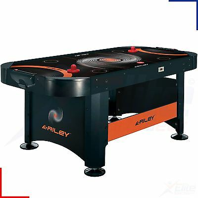 Riley 6ft Deluxe Tornado Air Hockey Games Table
