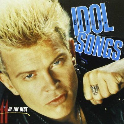 Billy Idol - 11 of the Best - Billy Idol CD TOVG The Fast Free Shipping