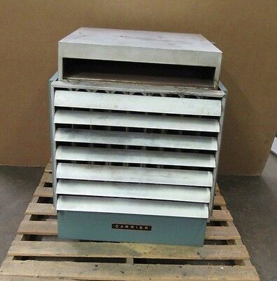 Used Carrier 46Bb225 Natural Gas Industrial Shop Heater 180000Btu 120V