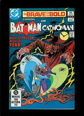 Brave And The Bold # 197 Batman Catwoman (DC, 1983, FN) Combined Shipping!