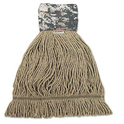 Unisan Patriot Looped End Wide Band Mop Head - 8200M