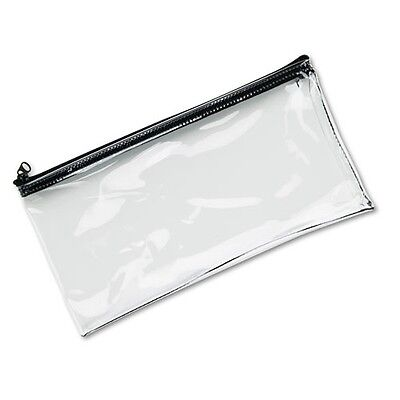MMF Clear View Vinyl Zippered Bag - 234041720