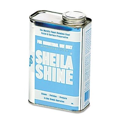 Sheila Shine Stainless Steel Cleaner & Polish - 2EA