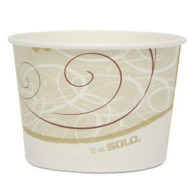 Solo Cup Company Single Poly Paper Containers - VS512SYM