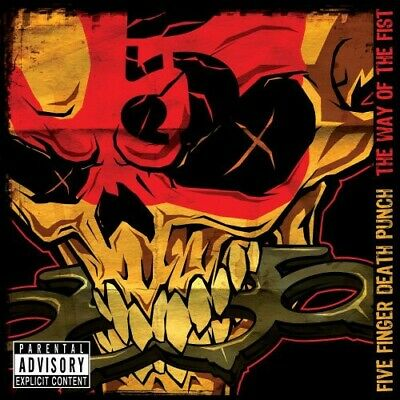 Five Finger Death Punch - The Way Of The Fist [New CD] Explicit