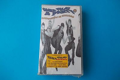 Take That & Party + Take Thats Crds Vhs Bmg 1992 Sealed