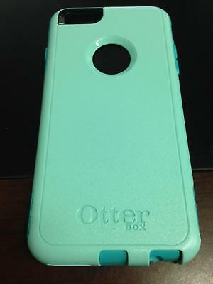 Otterbox Commuter Case Cover for iPhone 6/6S Plus - Teal - Authentic Original