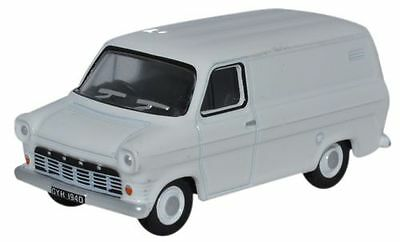 OXFORD DIECAST FORD TRANSIT Mk.1 VAN WHITE 76FT1001 1:76 NEW