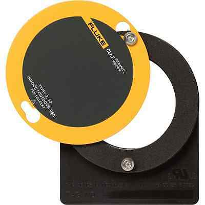 Fluke FLK-100-CLKT C-Range Infrared Windows, 95mm (4in)