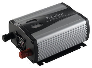 COBRA ELECTRONICS CORPORATION CPI480 - CPI 480 - 400 Watt Power Inverter