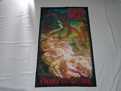 Morbid Angel Blessed Are The Sick Textile Flag