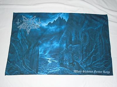 Dark Funeral  Where Shadows Forever Reign Textile Flag