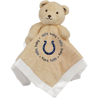 Indianapolis Colts Infant Bear Security Blanket - NFL