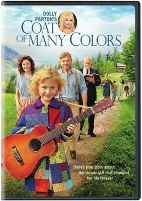 Dolly Parton's Coat of Many Colors [New DVD] Ac-3/Dolby Digital, Dolby, Subtit