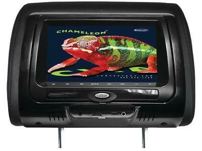 """CONCEPT CLD-703 7"""" chameleon headrest monitor with hd input, built-in dvd player"""