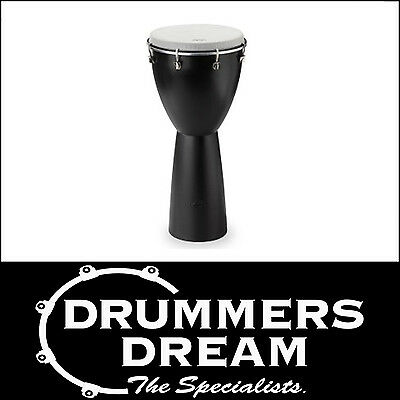"""Remo 10"""" Advent Djembe -Light weight, portable and weather-resistant"""