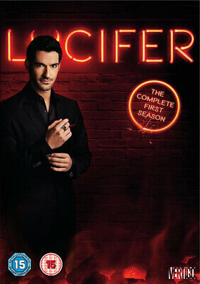 Lucifer: The Complete First Season DVD (2016) Tom Ellis