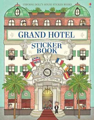 Grand Hotel Sticker Book by Jonathan Melmoth 9781409586814 (Paperback, 2016)