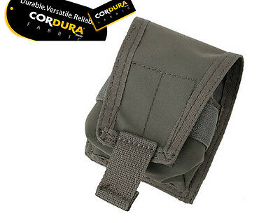 TMC Matte RG Grey Military Tactical NSWDG style DLCS M67 Grenade Pouch Bag case