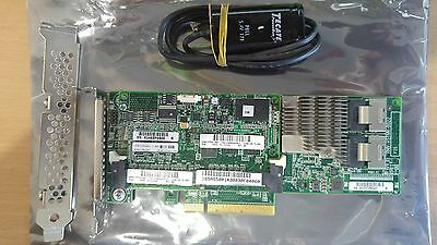 HP Smart Array P420 1GB FBWC 6Gb 2/ SFF-8087 Int  SAS Controller + Battery
