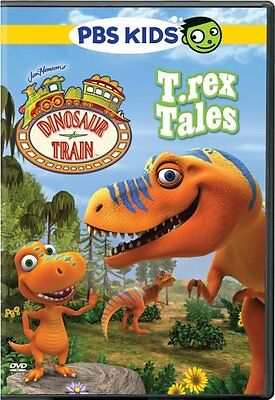 DINOSAUR TRAIN T-REX TALES New Sealed DVD PBS