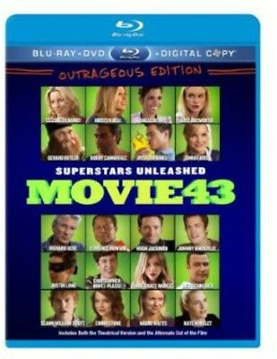 Movie 43 [New Blu-ray] With DVD, Widescreen, 2 Pack, Ac-3/Dolby Digital, Digit