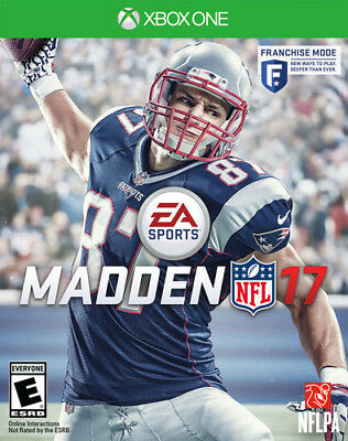 Madden NFL 17 For Xbox One [New Xbox One]