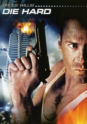 Die Hard [New DVD] O-Card Packaging, Repackaged, Widescreen, Sensormatic
