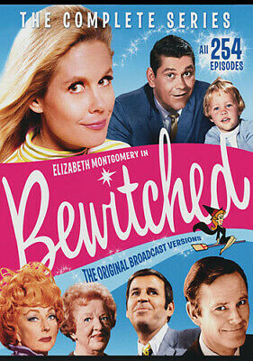 Bewitched: The Complete Series [New DVD] Boxed Set