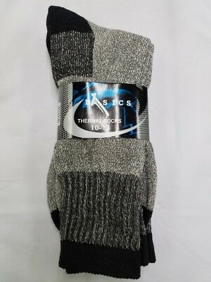 Lot of 120 Pairs Men's Winter Thermal Socks Boot Sock Warm New FREE SHIPPING!