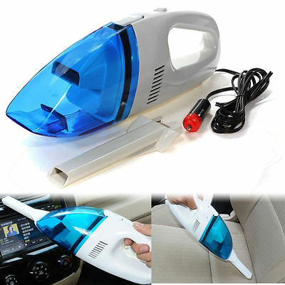 Universal Auto Car Vehicle Wet Dry Vacuum Cleaner Portable Handheld Powered 12V