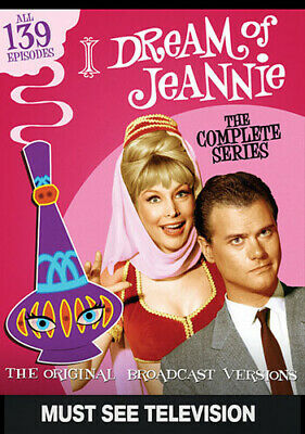 I Dream of Jeannie: The Complete Series [New DVD] Boxed Set