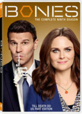 Bones: The Complete Ninth Season [New DVD] Boxed Set, Dolby, Dubbed, Subtitled