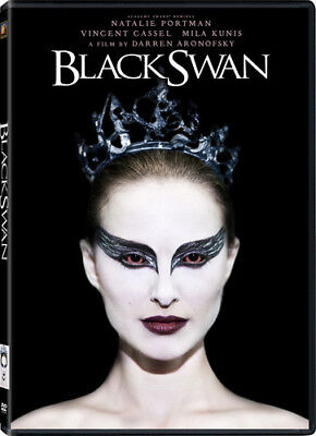 Black Swan [New DVD] Ac-3/Dolby Digital, Dolby, Dubbed, Repackaged, Subtitled,