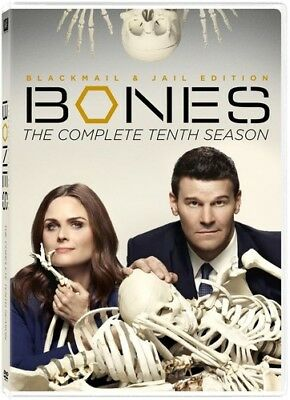 Bones: The Complete Tenth Season [New DVD] Boxed Set, Dolby, Dubbed, Subtitled