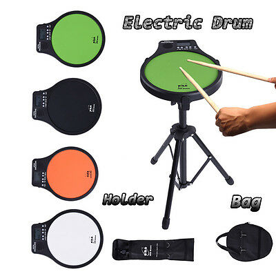 ENO EMD-43 Digital Electric Practice Training Drum Pad Metronome Counter Drum