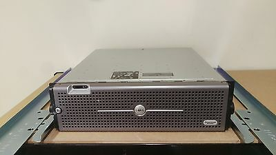 Dell PowerVault MD3000i iSCSI SAS/SATA RAID Storage Array 2x Controller w/ Rails