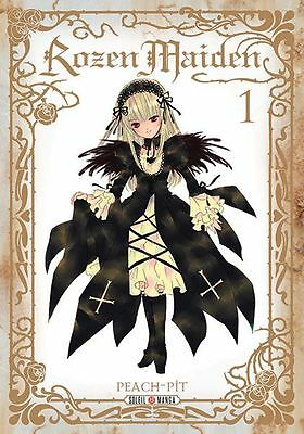 Rozen Maiden - Tome 1 : The First Doll - Suigintô
