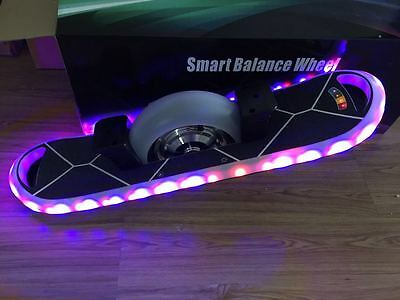 One wheel Smart Balance board with bluetooth for iphone/smart phne