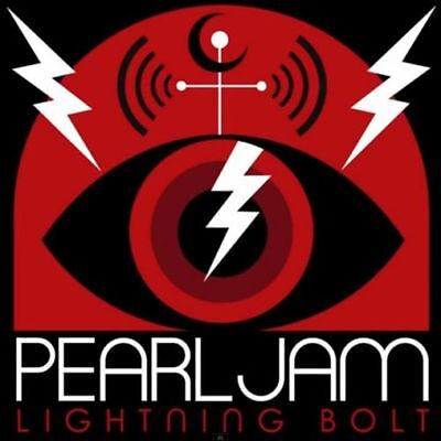 Pearl Jam : Lightning Bolt -Brand New And Sealed Heavyweight Vinyl Lp