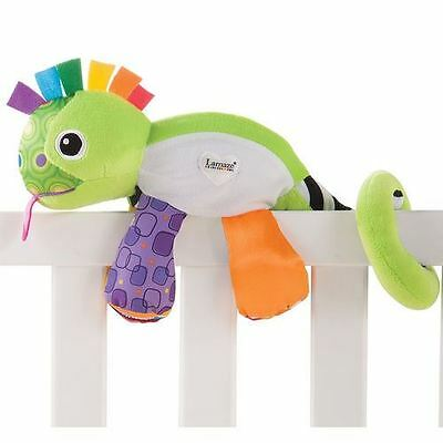 Lamaze Rainbow Glow Rosie Chameleon Baby Musical  Multi-coloured Nightlight