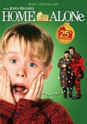 Home Alone [New DVD] Digitally Mastered In Hd, Dolby, Dubbed, Repackaged, Subt