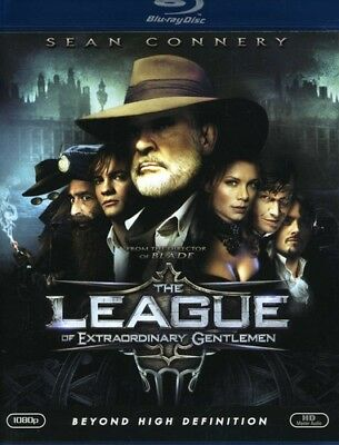 The League of Extraordinary Gentlemen [New Blu-ray] Dolby, Digital Theater Sys