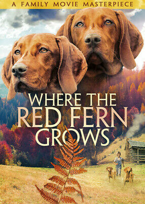 Where the Red Fern Grows [New DVD]