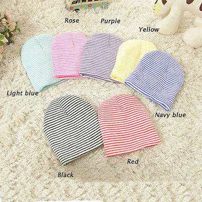 Winter Fall Boys Girls Child Baby Toddler Cotton Soft Warm Hat Beanie Cap