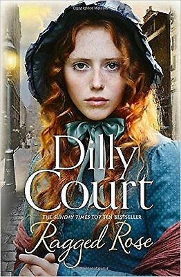 Ragged Rose by Dilly Court, Book, New (Paperback)